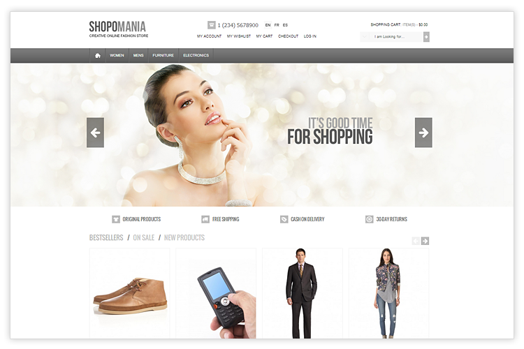 AlgoZone eCommerce applications support development and consulting ...